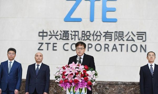 China's ZTE chairman apologizes, pledges reboot after U.S. reprieve: source