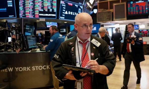 Wall Street ekes out gains ahead of Singapore summit