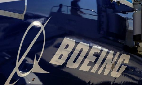 Boeing kickstarts air show with order for jets worth $4.7 billion