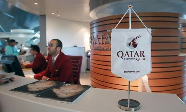 Qatar Airways finalizes order for five Boeing 777 freighters