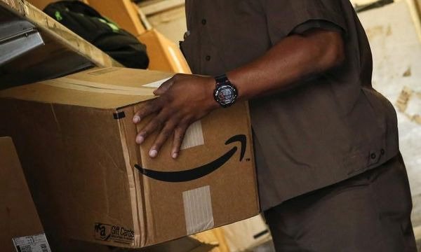 U.S. calls foreign mail system unfair in surprise win for Amazon