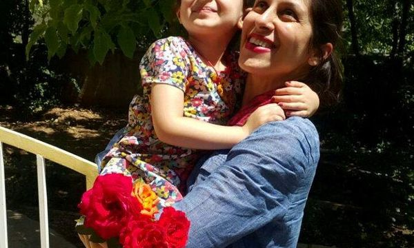 British-Iranian aid worker returns to jail after temporary release - husband