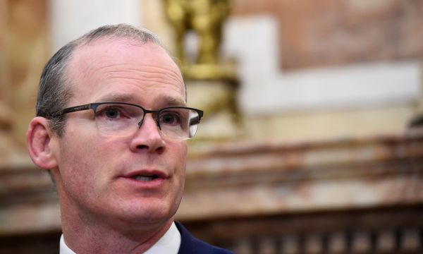 Irish foreign minister urges UK to clarify its Brexit stance