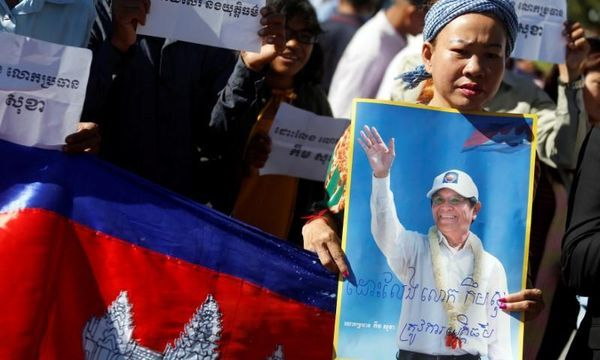 Cambodian opposition leader released but put under house arrest