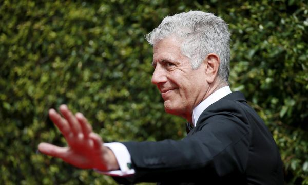 Celebrity chef Anthony Bourdain wins posthumous Emmy for 'Parts Unknown'