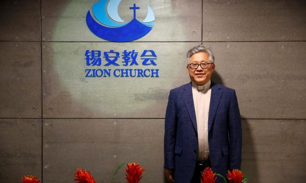 China outlaws large underground Protestant church in Beijing