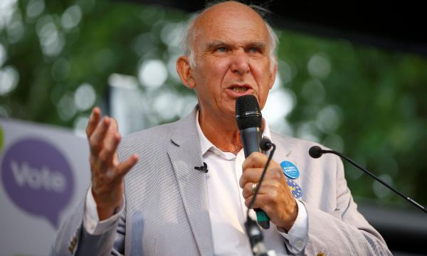 Don't hurt economy for Brexit 'erotic spasm', says Vince Cable