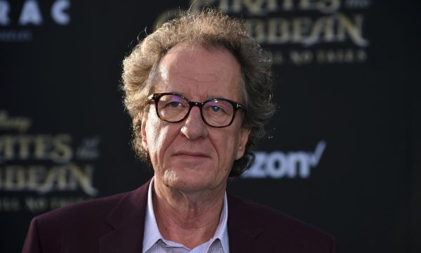 Geoffrey Rush would 'look at me and lick his lips': actor