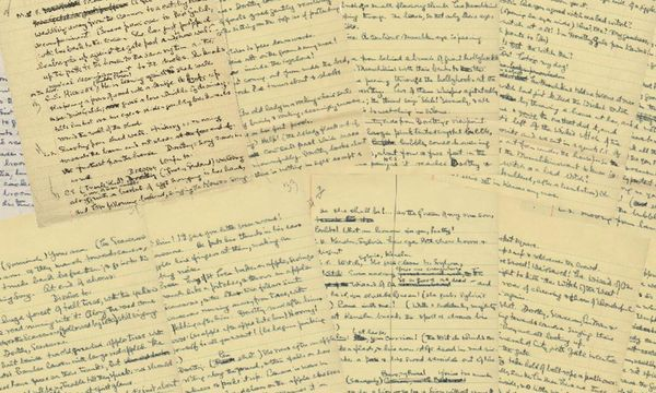 'Wizard of Oz' draft scripts head for auction block