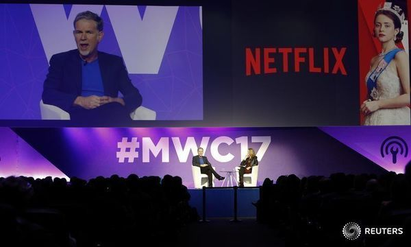 Netflix CEO Hastings says no plans for cheaper India offerings