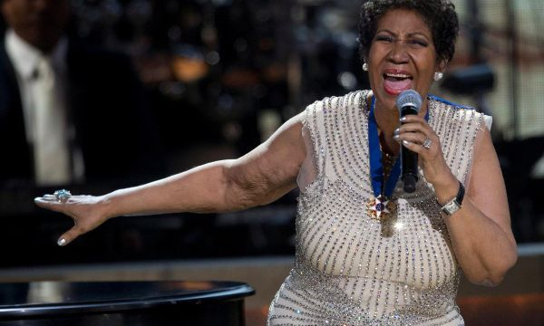 Aretha Franklin's 'Amazing Grace' concert film finally debuts