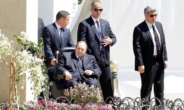Algeria's ruling FLN picks Bouteflika as presidential candidate