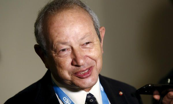 North Korea big opportunity if Trump summit goes well: Egypt's Sawiris