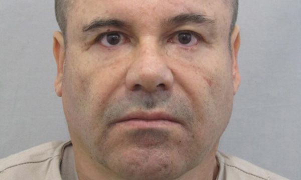 Mexican drug lord 'El Chapo' convicted in U.S. court