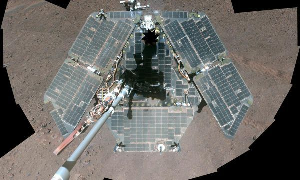 NASA bids adieu to Opportunity, the Mars rover that kept going and going