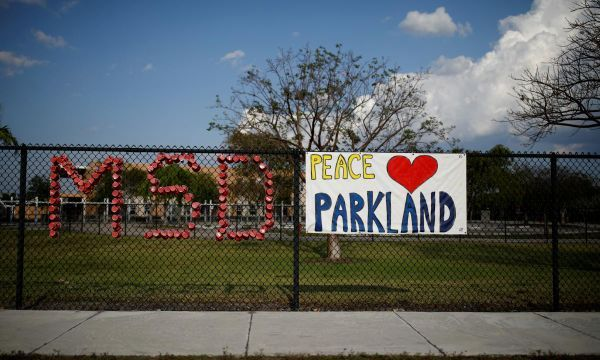 After year of action, silence to mark Florida school shooting