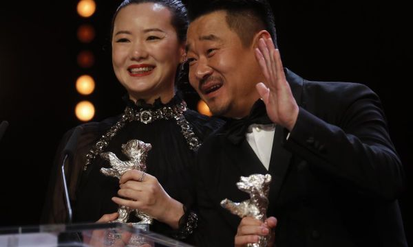 Lead roles in Chinese saga 'So Long My Son' share best actor awards at Berlinale