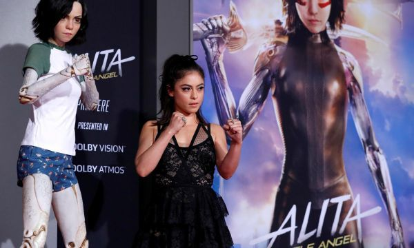 Box Office: 'Alita: Battle Angel' wins dismal President's Day weekend