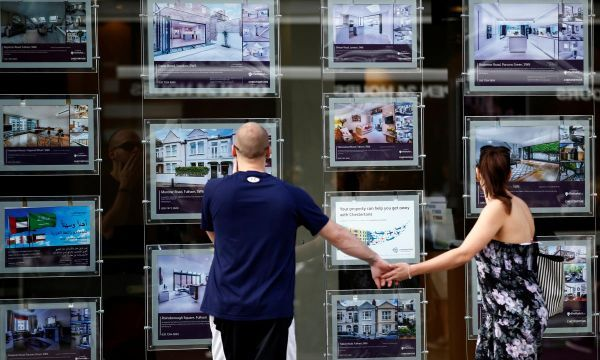 UK property asking prices rise by least since 2009 - Rightmove