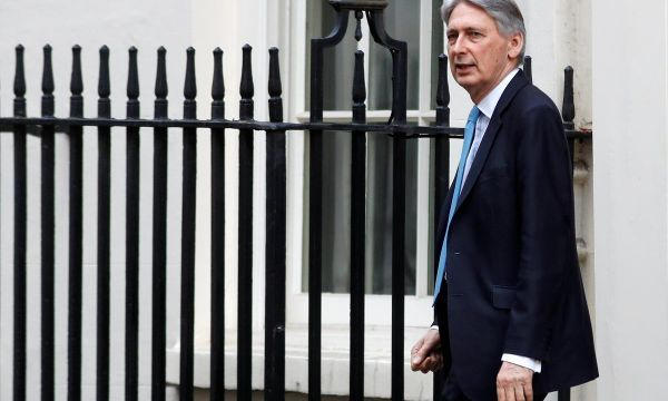 Hammond sees more spending, tax cuts once Brexit deal done - FT