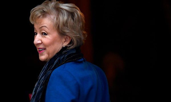 Leadsom says 'deeply disappointed' with EU's Brexit proposal