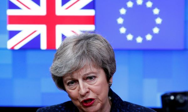 Brexit crunch looms for PM May as EU talks stall