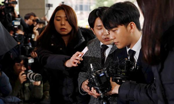 Sex, lies and video: scandals rock K-pop world