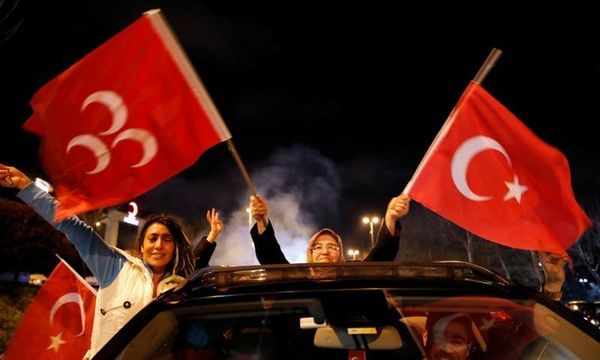 Erdogan's AK Party appeals for annulment of Istanbul local elections: Haberturk
