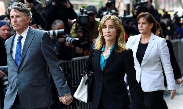 Felicity Huffman among 14 to plead guilty in U.S. college admissions scandal: prosecutors