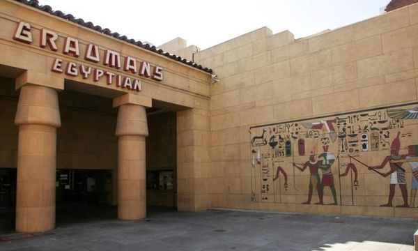 Netflix in talks to buy Hollywood's historic Egyptian Theatre: source