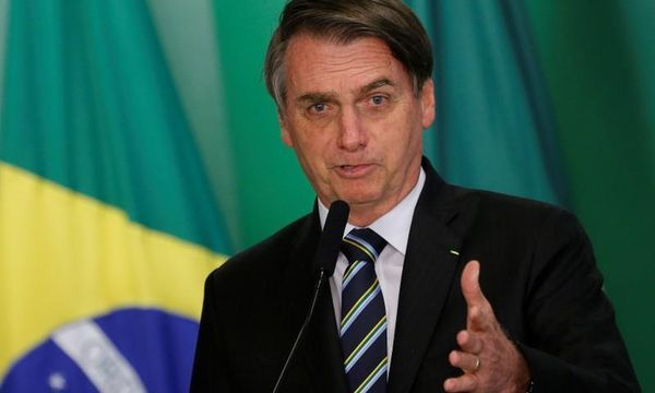 Brazil president raises eyebrows saying Holocaust can be forgiven
