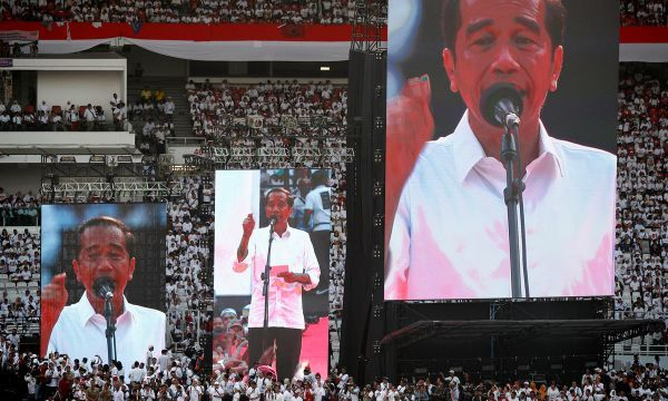 As Indonesia's Widodo seeks a second term, rural voters have some doubts