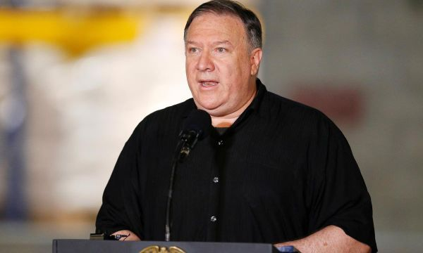 U.S. to use all economic, political tools to hold Maduro accountable: Pompeo