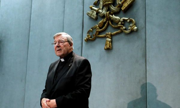 Australian media charges over Cardinal Pell trial 'chilling' for open justice: lawyer