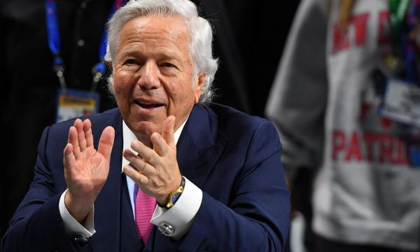 Florida judge blocks release of video in Patriots owner prostitution case