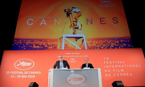 Zombies and gangsters to star at Cannes Film Festival but no Tarantino