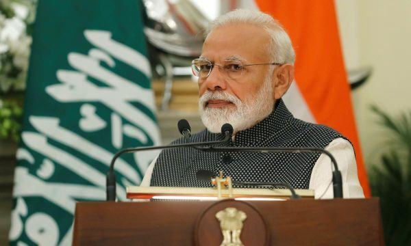 India's Modi condemns Sri Lanka attacks, says he can defeat the 'terrorists'
