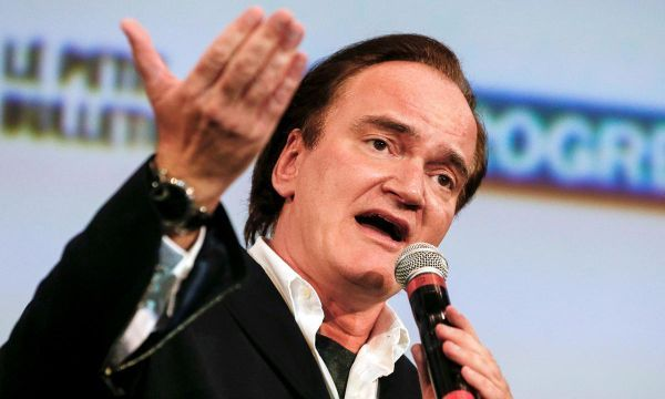 Tarantino's ode to Hollywood makes it last minute to Cannes festival