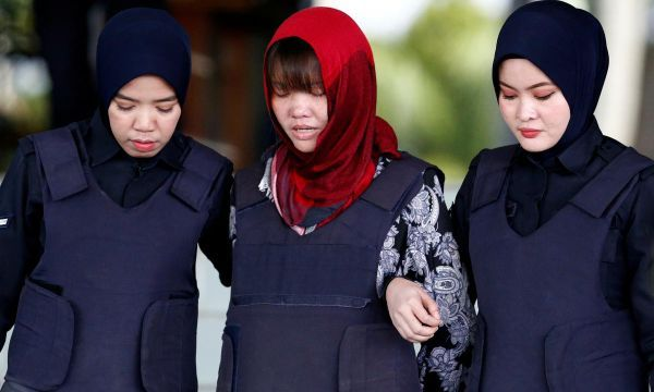 Malaysia frees Vietnamese woman accused of killing North Korean leader's half-brother