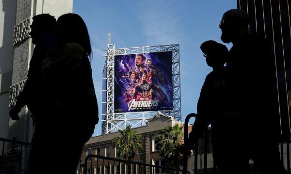 Box Office: 'Avengers - Endgame' Assembles Second-Biggest Second Weekend Ever
