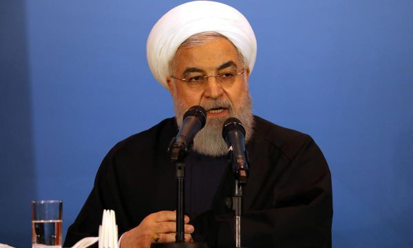 Iran threatens uranium enrichment if world powers do not keep promises: Rouhani