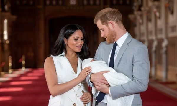 Prince Harry, Meghan pay tribute to all mothers