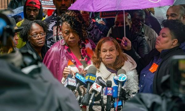 'I can't breathe': New York police officer faces disciplinary trial in Garner death