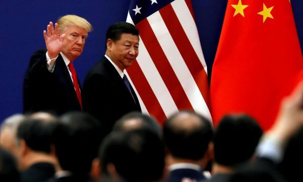 Trump and Xi to meet after defiant China hits U.S. with new tariffs
