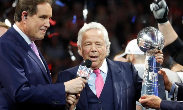 Massage parlor footage of Patriots owner suppressed in Florida case