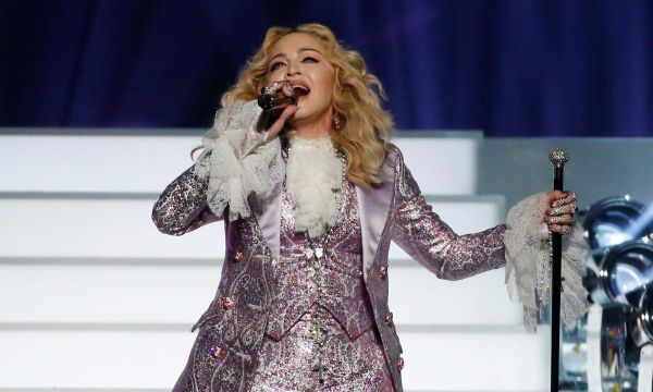 Madonna, on Eurovision, says she won't bow 'to suit someone's political agenda'