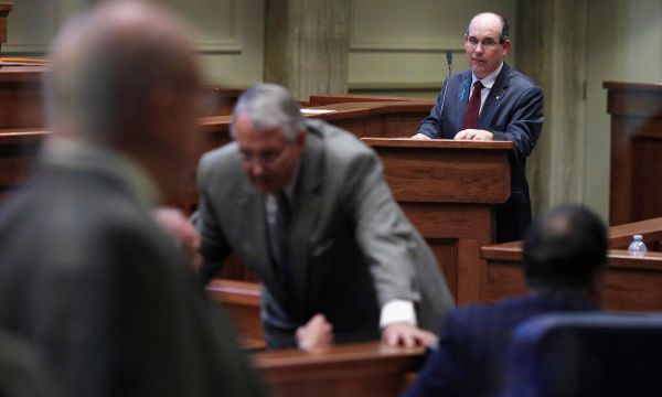 Alabama Senate bans nearly all abortions, including rape cases