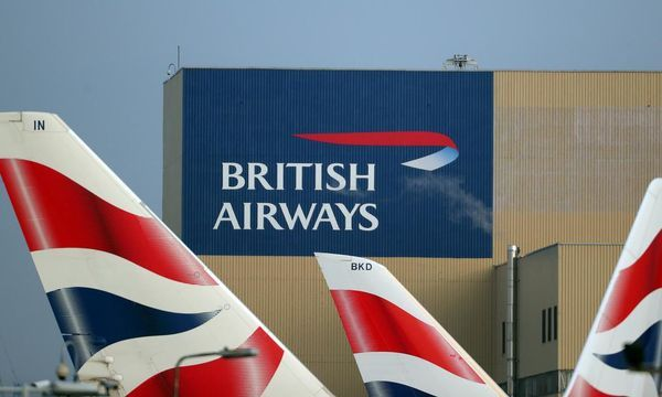 Pilots union in talks with British Airways over pay dispute