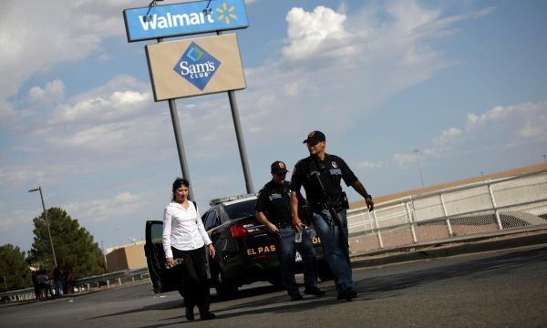 Gunman kills 20, wounds 26 at Walmart store in El Paso, Texas